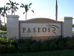 Paseos Jupiter FL homes for sale